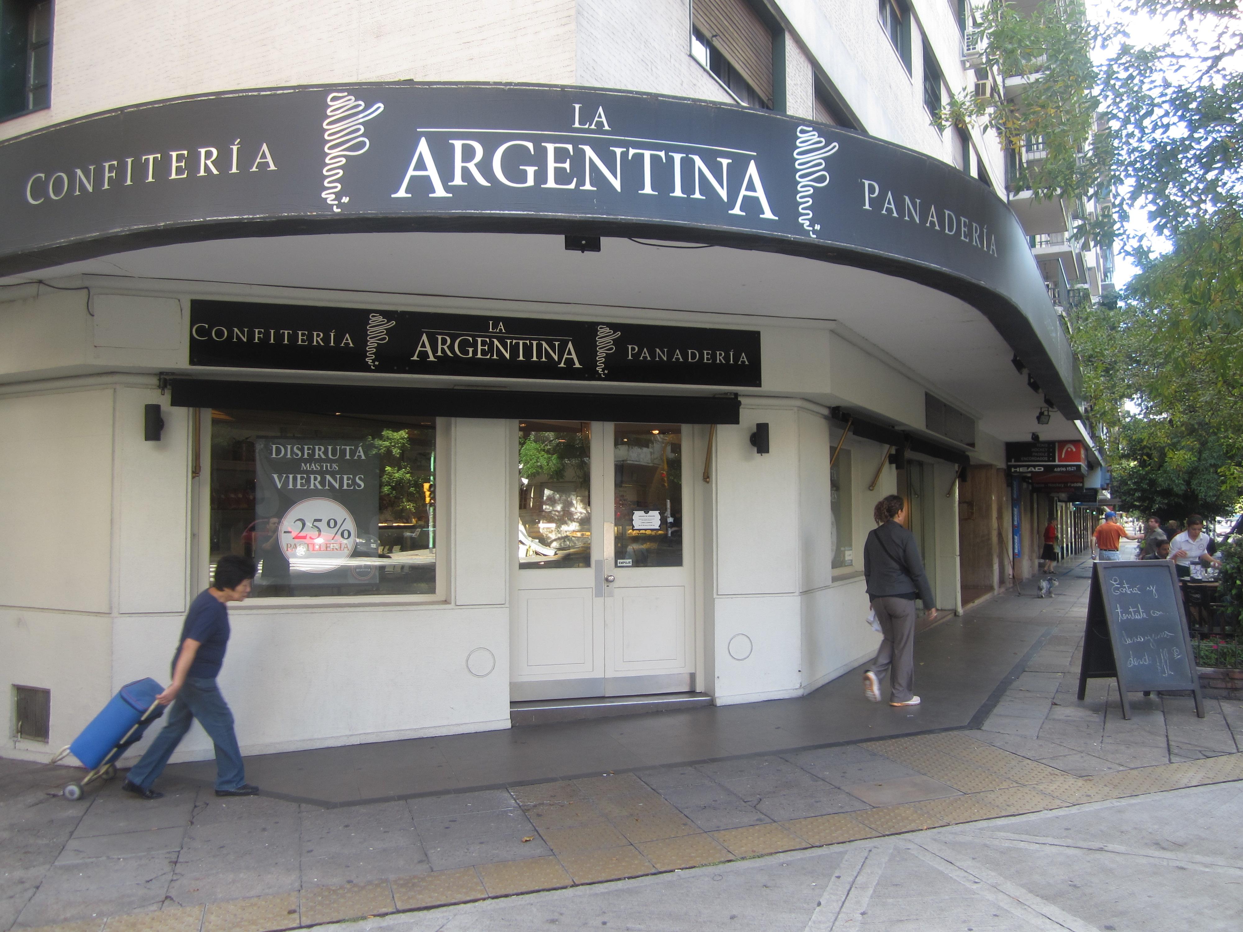 TOP 5: Medialunas (Buenos aires)